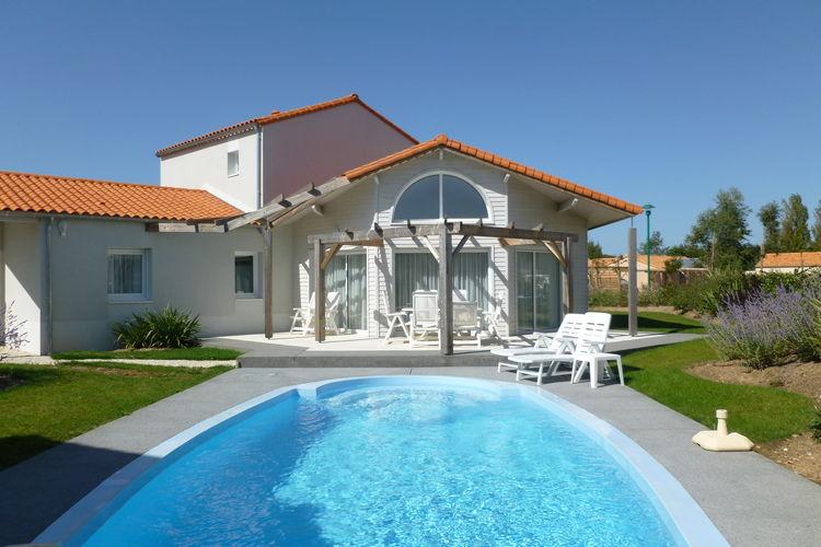 Villa Frankrijk, Cote Atlantique, Château-D