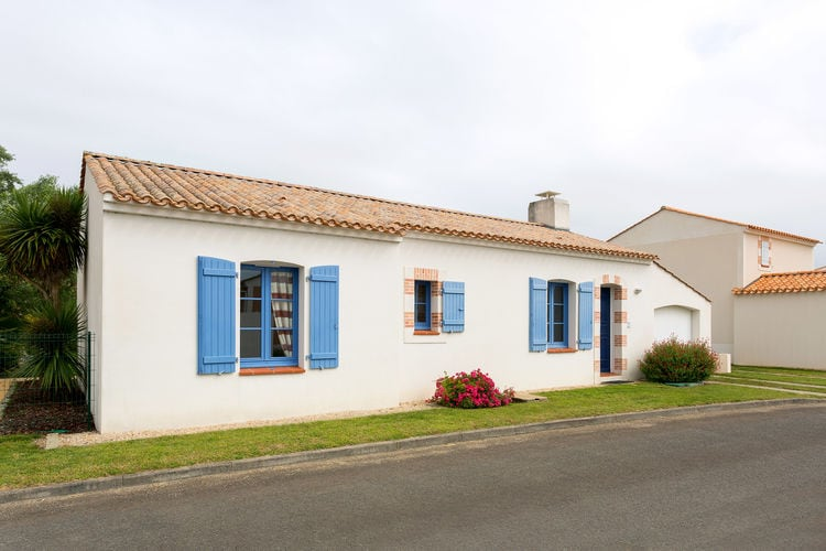 Villa met zwembad met wifi  Saint-Jean-De-MontsLe Domaine de Vertmarines 2