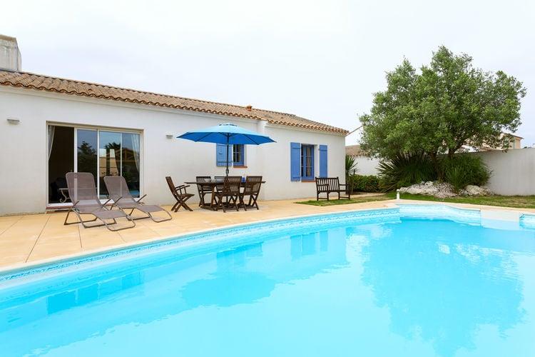 Villa Frankrijk, Pays de la loire, Saint- Jean-De-Monts Villa FR-85160-20