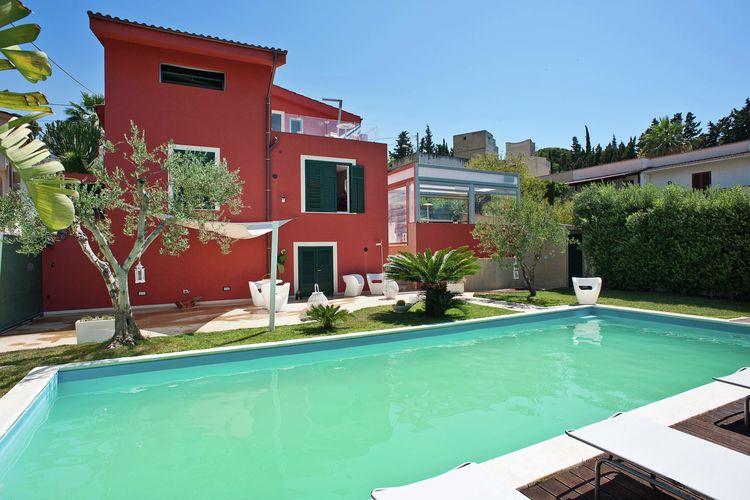 Villa met zwembad met wifi  Valderice  Villa Erice
