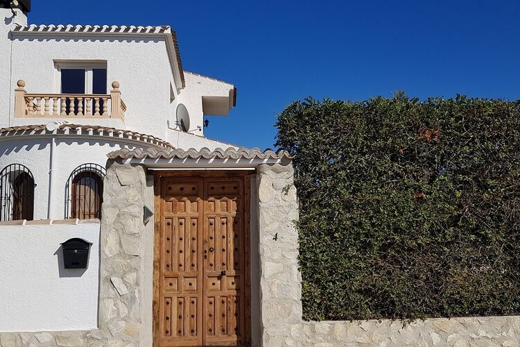 Holiday house Villa Zapato (1658318), Jávea, Costa Blanca, Valencia, Spain, picture 23