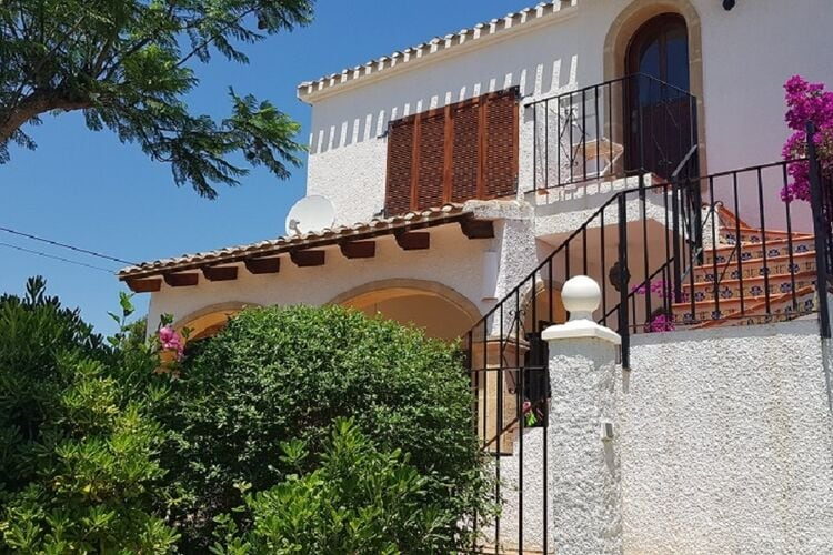 Holiday house Villa Zapato (1658318), Jávea, Costa Blanca, Valencia, Spain, picture 26