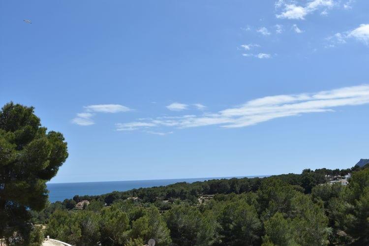 Villa Spanje, Costa Blanca, Benissa Villa ES-03730-24