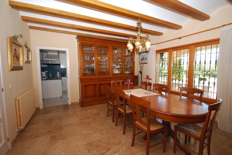 Villa Spanje, Costa Brava, Romanya de la Selva Villa ES-17246-13