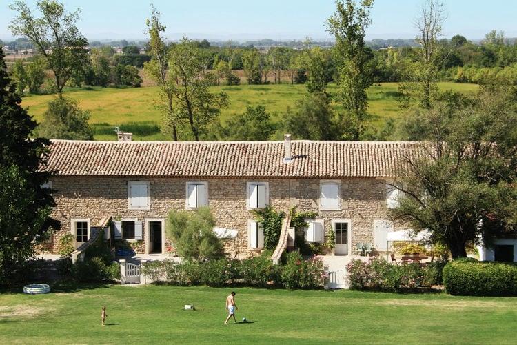 Domaine de Chaberton  Maison 'Le Flamant Rose' - Chalet - Saint-Laurent-d'Aigouze