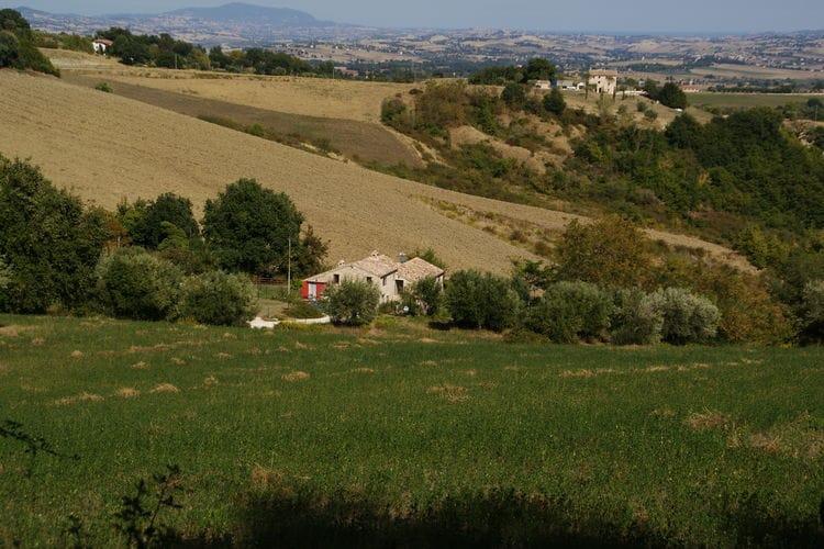 Villa San Lorenzo Appartamento del Caminetto - Apartment - Treia - Macerata