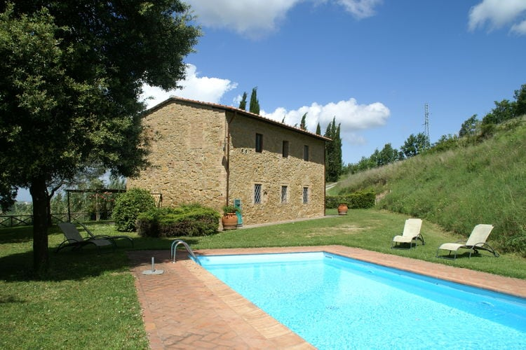 Vakantiewoning Italië, Toscana, Montaione / Firenze Appartement IT-50050-138