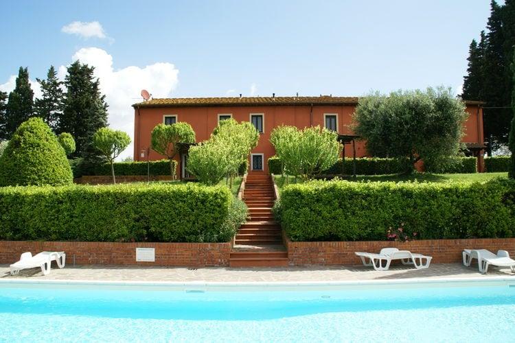 Appartement Italië, Toscana, Montaione / Firenze Appartement IT-50050-118