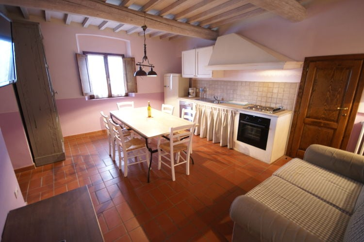 Appartement Italië, Toscana, Montaione / Firenze Appartement IT-50050-120