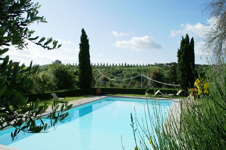 Appartement Italië, Toscana, Montaione / Firenze Appartement IT-50050-121