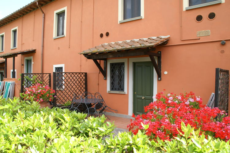 Vakantiewoning Italië, Toscana, Montaione / Firenze Appartement IT-50050-122
