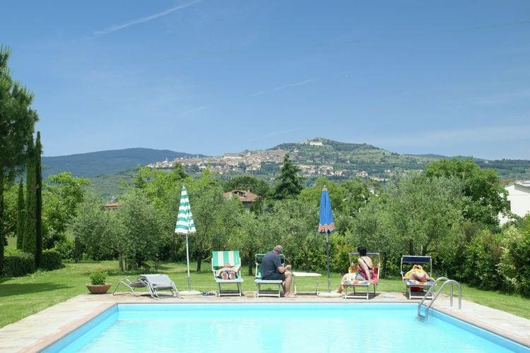 Chalet Italië, Toscana, Cortona Chalet IT-52044-143