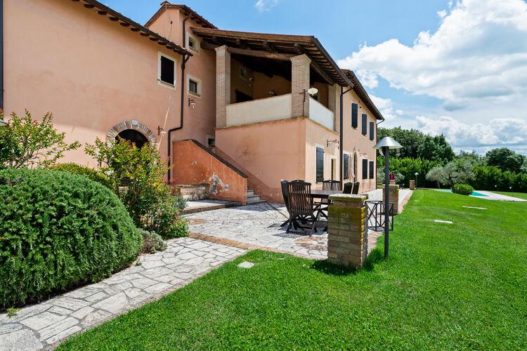 Vakantiehuizen Italie | Umbrie | Boerderij te huur in Montoro met zwembad  met wifi 3 personen