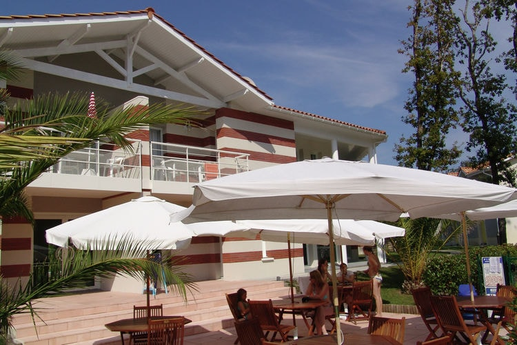 Le Domaine des Sables 6 - Accommodation - Soulac sur Mer