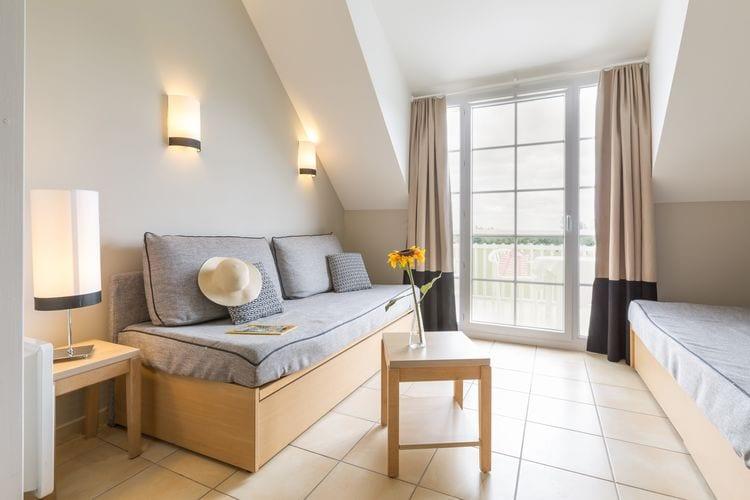 Appartement Frankrijk, Normandie, Port en Bessin Appartement FR-14520-07