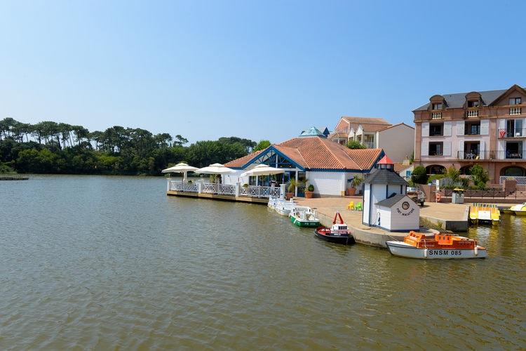 Appartementen Frankrijk | Pays-de-la-loire | Appartement te huur in Talmont-Saint-Hilaire met zwembad  met wifi 6 personen