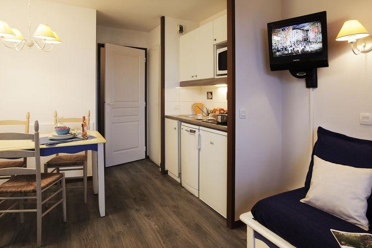 Appartement Frankrijk, Bretagne, Arzon Appartement FR-56640-14