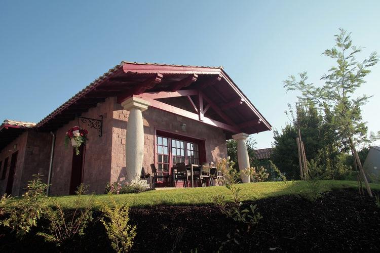 Vakantiehuizen Frankrijk | Cote-Atlantique | Villa te huur in Urrugne met zwembad  met wifi 8 personen