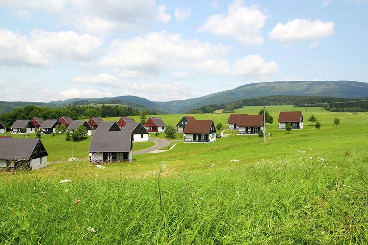 vakantiehuis Tsjechië, Reuzengebergte - Jzergebergte, Cerny dul vakantiehuis CZ-54344-11