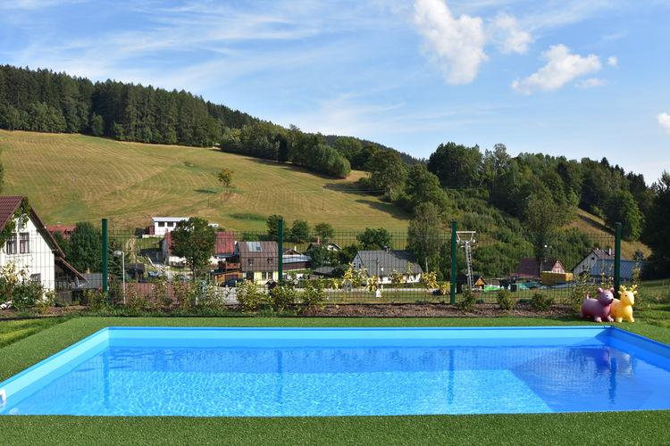 vakantiehuis Tsjechië, Reuzengebergte - Jzergebergte, Dolni Dvur vakantiehuis CZ-54342-02