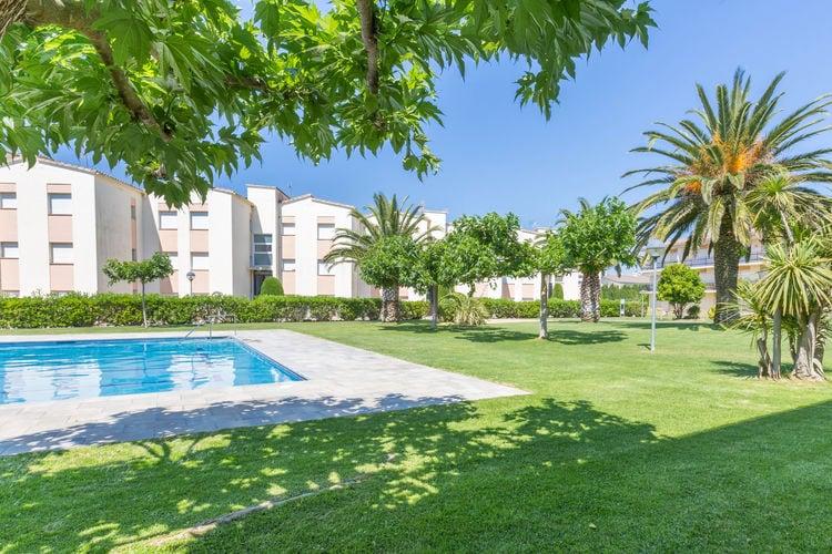 Appartement met zwembad met wifi  Costa BravaBravo