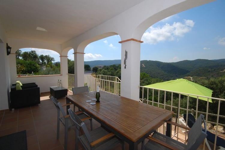 Villa Spanje, Costa Brava, Calonge Villa ES-17251-16