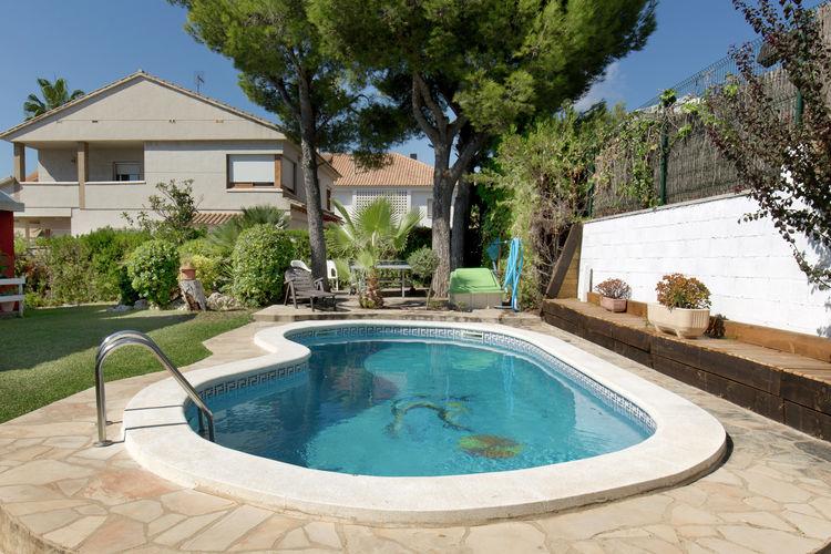 Vakantiewoning Spanje, Costa Dorada, El Vendrell vakantiewoning ES-43700-04