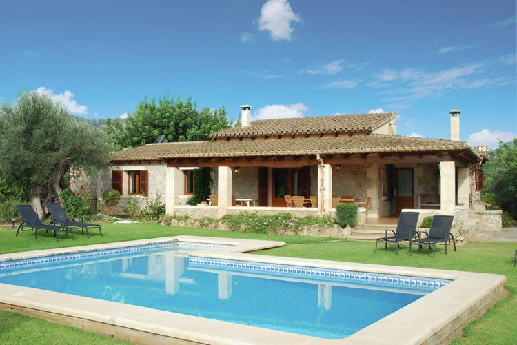 Vakantiehuizen Pollensa te huur Pollensa- ES-07460-23 met zwembad   te huur