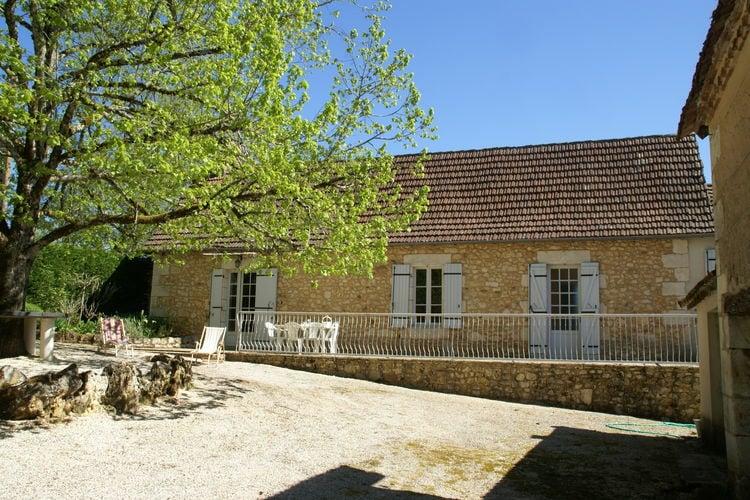 Frankrijk | Dordogne | Vakantiehuis te huur in Lamonzie-Montastruc met zwembad   4 personen