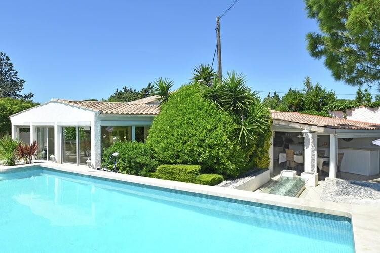 Villa met zwembad met wifi  NarbonneNarbonne