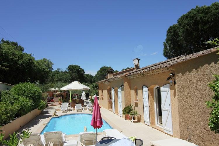 Vakantiehuis met zwembad met wifi  Roquebrune-sur-ArgensLe Jas des Ecureuils