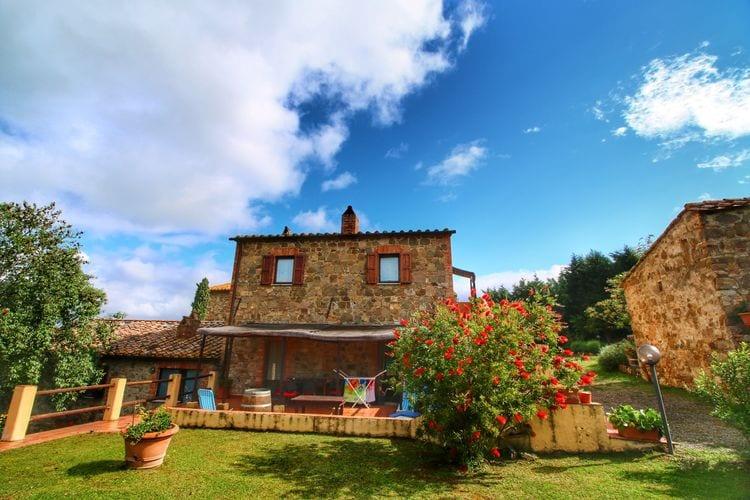 Boerderij met zwembad met wifi  ToscanaCasa Tiglio
