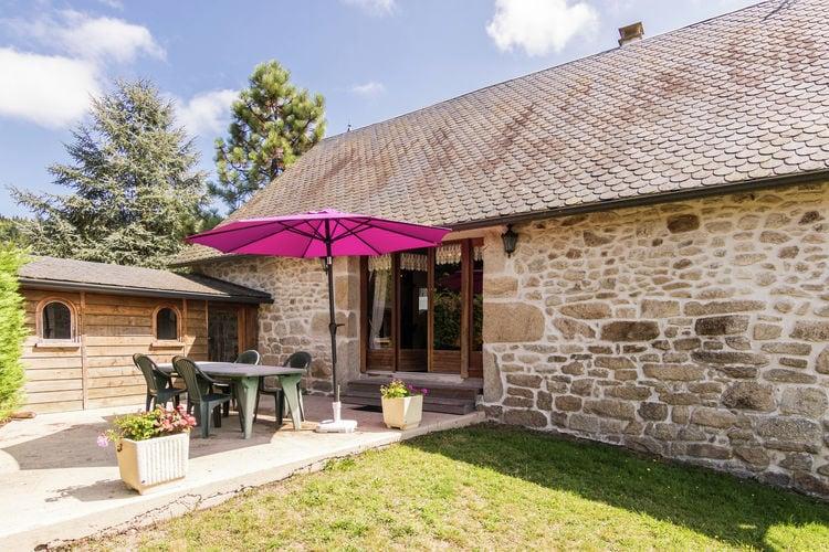 vakantiehuis Frankrijk, Limousin, Ambrugeat vakantiehuis FR-19250-02