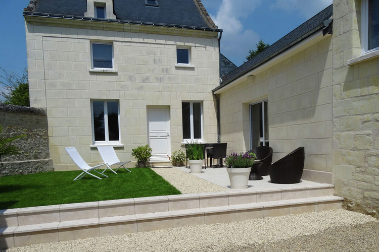 vakantiehuis Frankrijk, Region Centre, Beaumont-En-Véron vakantiehuis FR-37420-02