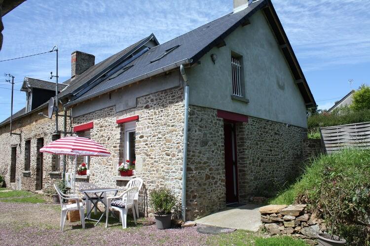 vakantiehuis Frankrijk, Normandie, Millieres vakantiehuis FR-50190-10