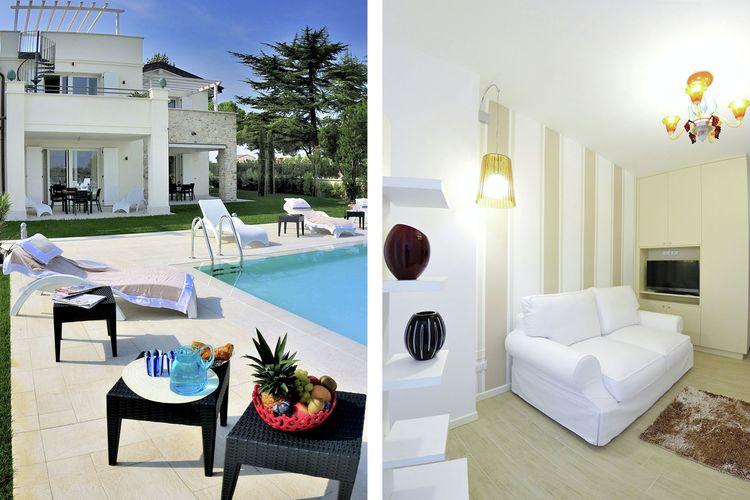 Appartement met zwembad met wifi  SirmioneLugana Garda Luxury Resort - Superior Suite 4 pax