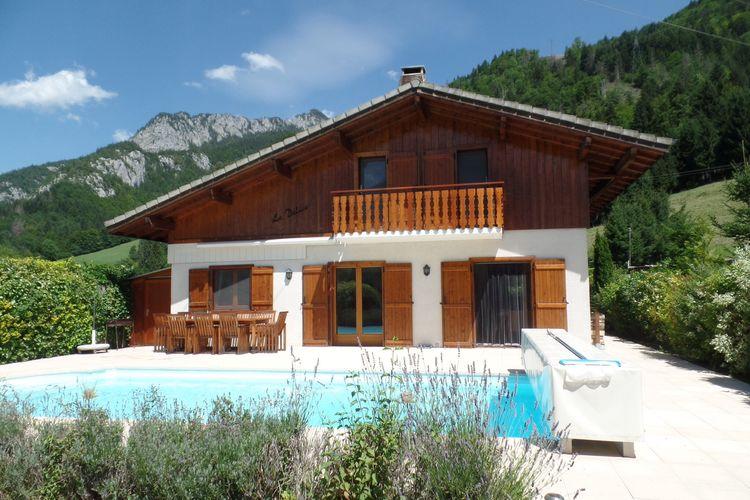 Villa met zwembad met wifi  Le Biot  Villa - LE BIOT