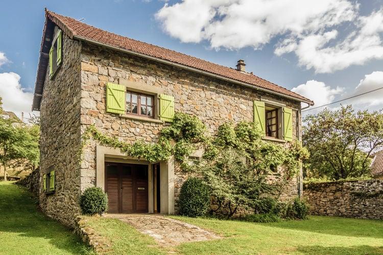 Frankrijk | Limousin | Vakantiehuis te huur in Bort-Les-Orgues   met wifi 2 personen