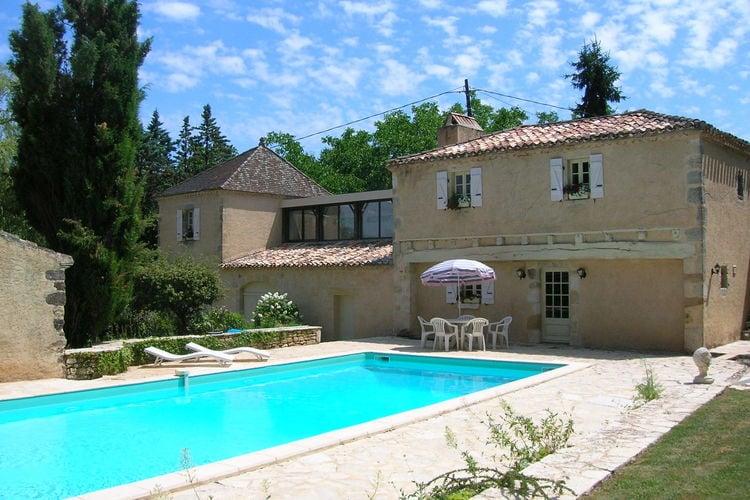 Vakantiehuizen Mazeyrolles te huur Mazeyrolles- FR-24550-62 met zwembad  met wifi te huur