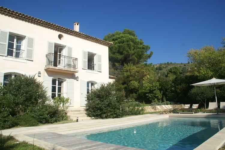 Salernes Vakantiewoningen te huur Sfeervolle villa met privé-zwembad dichtbij zwemrivier en leuke dorpjes!