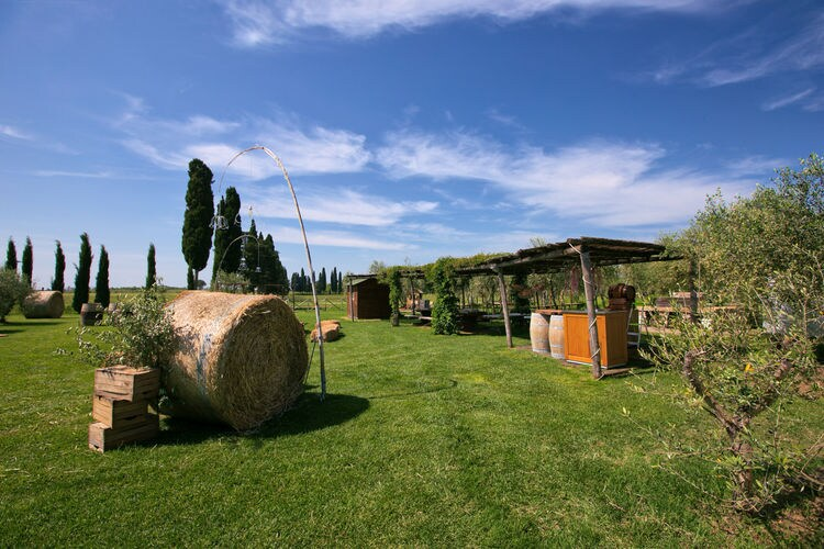 Vakantiewoning Italië, Toscana, Braccagni Appartement IT-58100-19