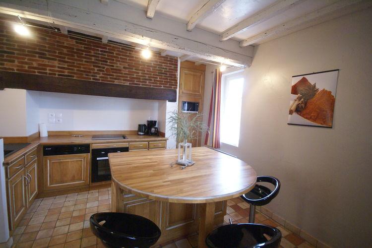 vakantiehuis Frankrijk, Picardie, Sentelie vakantiehuis FR-80160-02