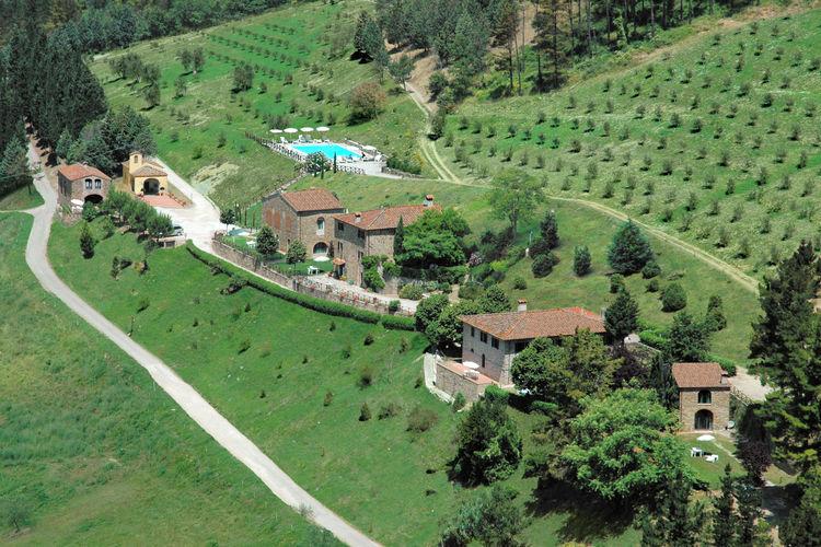 Boerderij Italië, Toscana, Dicomano (fi) Boerderij IT-50062-32