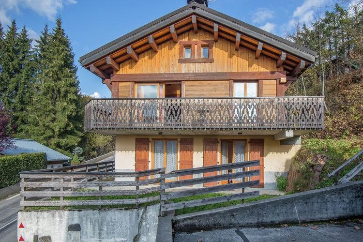 Vakantiehuis  met wifi  Les Gets  Vakantiewoning voor 14 personen in mooi skigebied tussen bergen en natuur