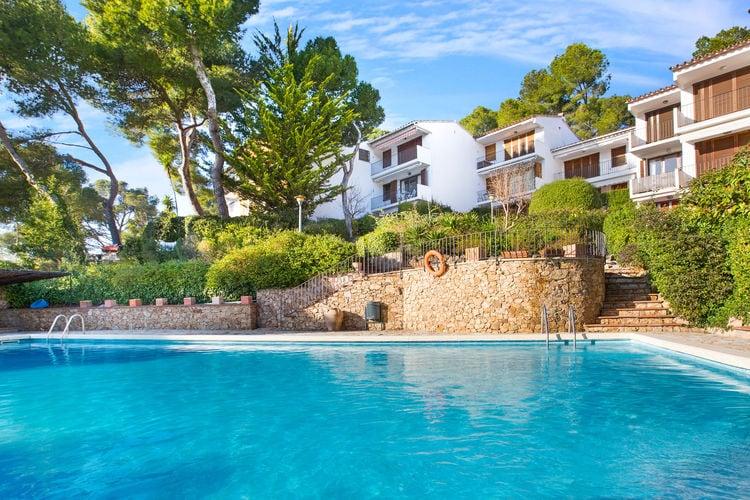 Appartement met zwembad met wifi  Costa BravaClipper