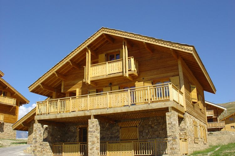 Frankrijk | Rhone-alpes | Chalet te huur in Alpe-Dhuez   met wifi 16 personen