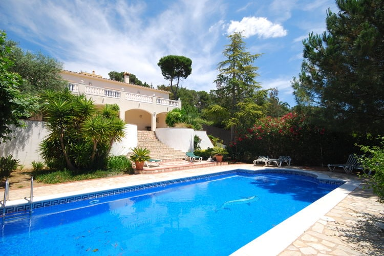 Villa Spanje, Costa Brava, Calonge Villa ES-17251-48