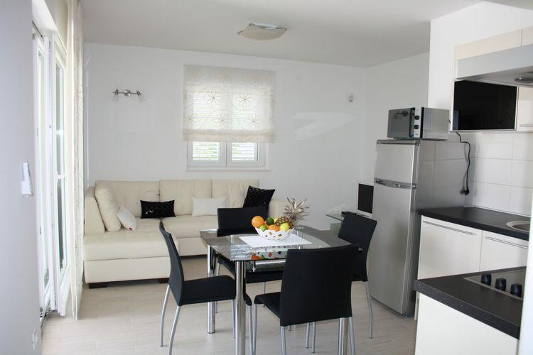 Appartement Kroatië, Dalmatie, Primosten Appartement HR-22202-07