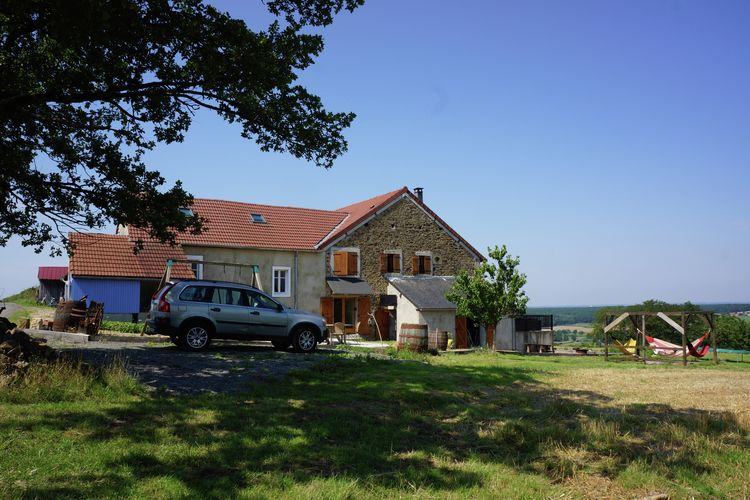 Maison de vacances - ReMILLY Remilly Burgundy France