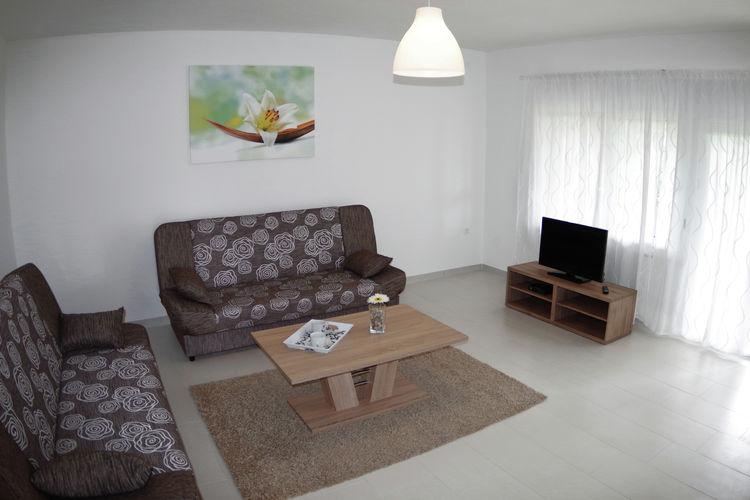 Appartement Kroatië, Istrie, Krnica-Rakalj Appartement HR-52208-20
